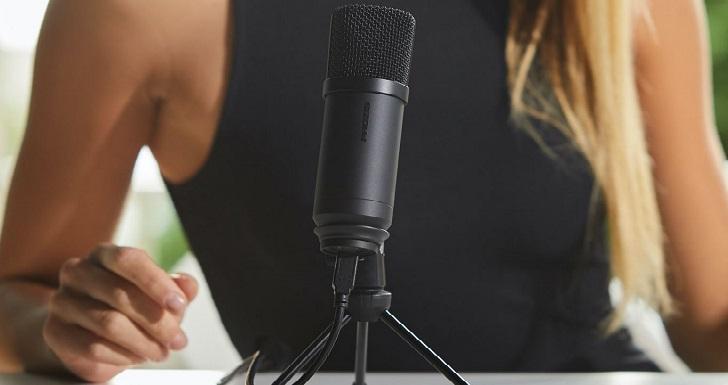 Prozis Microfone