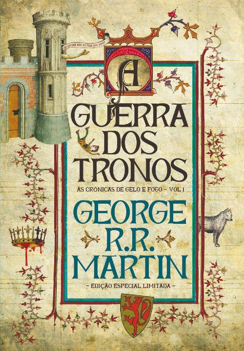 Game of Thrones- livro