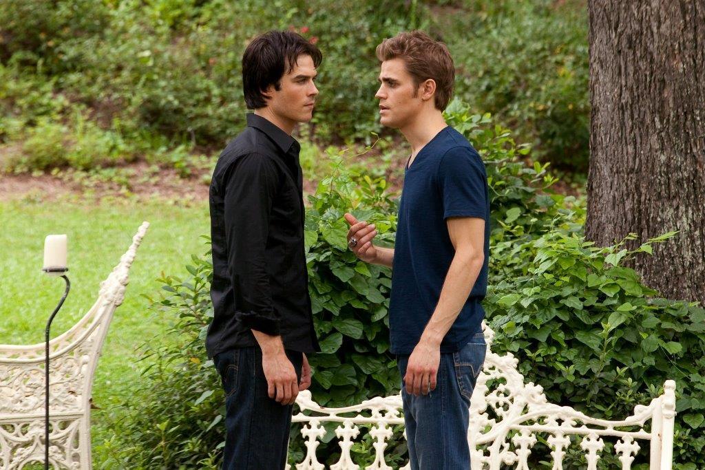 Reapreciação de Vampire Diaries