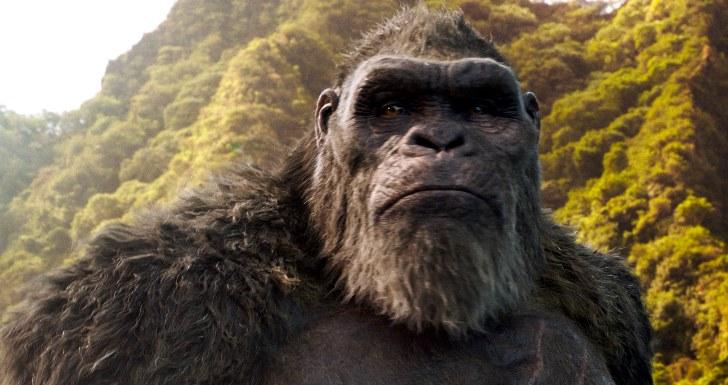 Godzilla Vs Kong pst