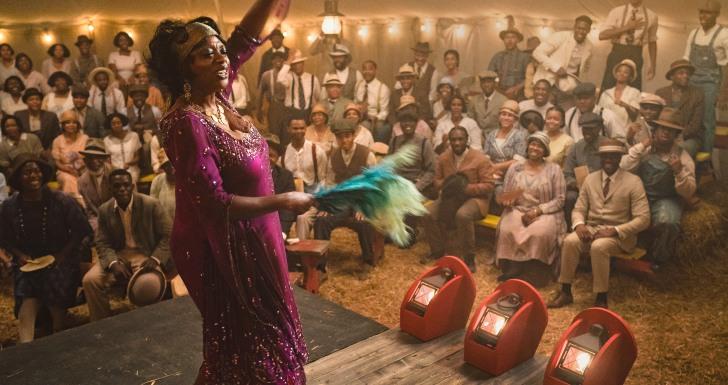 Viola Davis em Ma Rainey: A Mãe dos Blues