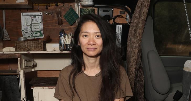 Óscares 2021 realizadoras Chloé Zhao