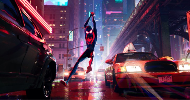 Into the Spider-Verse Sony