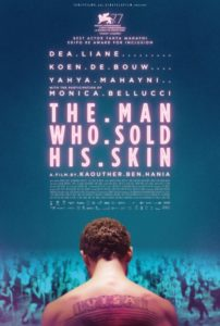 the man who sold his skin critica