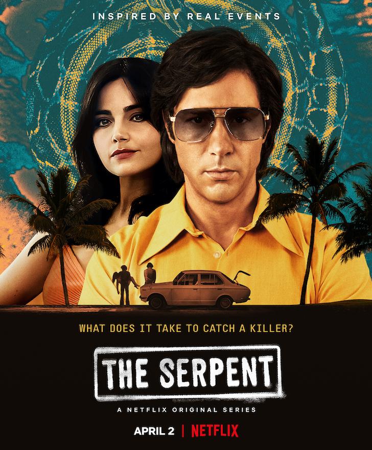 Cartaz de The Serpent
