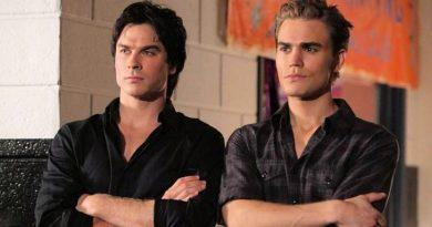 O Laço Inquebrável de Vampire Diaries