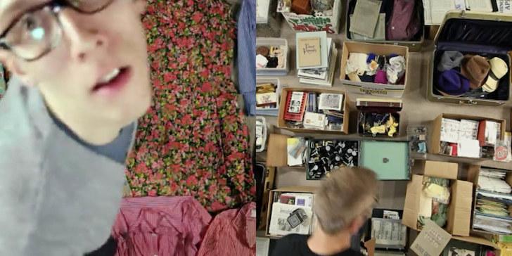 à procura de Vivian Maier