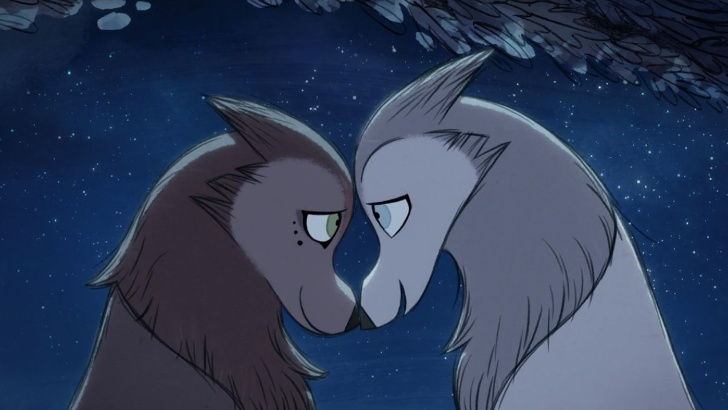 wolfwalkers critica