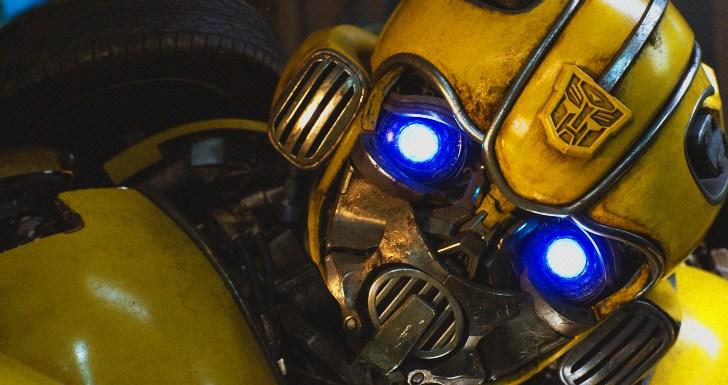 bumblebee travis knight 1 Netflix