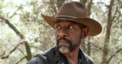 Fear the Walking Dead AMC 6B Morgan