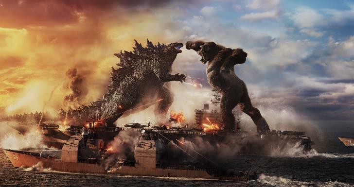 mar shopping Godzilla vs Kong