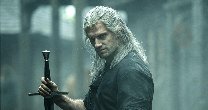 henry cavill the witcher netflix