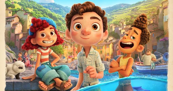 Luca, o novo filme da Walt Disney•Pixar em análise