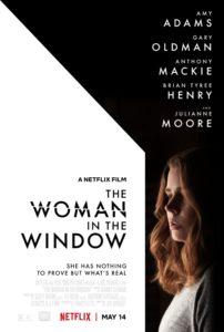 A mulher à janela poster