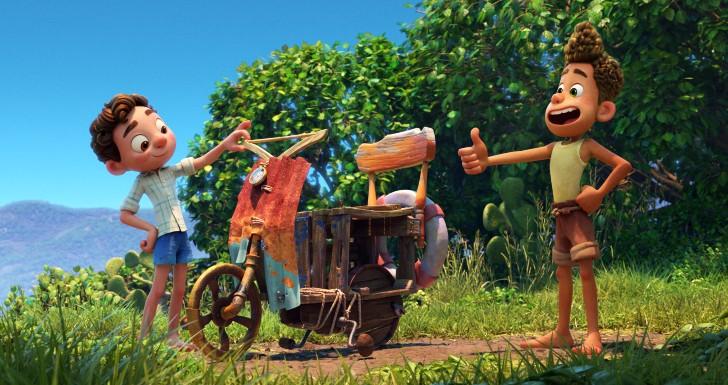 Luca | Hollywood celebra estreia do filme Disney*Pixar