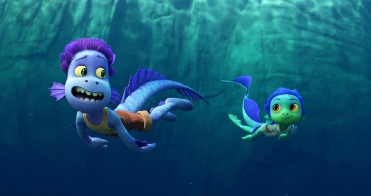 Luca Disney Pixar