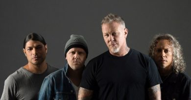 Metallica e Imagine Dragons confirmados no NOS Alive