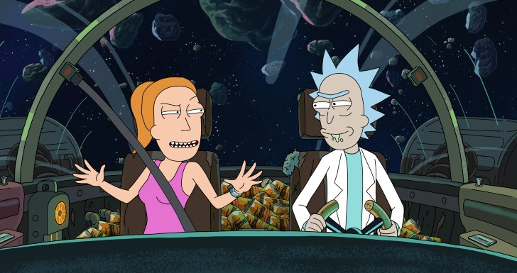 rick and morty t5