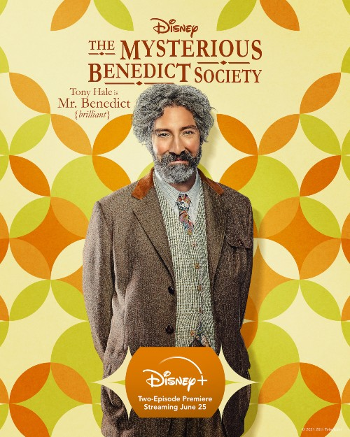 Misteriosa Sociedade Benedict