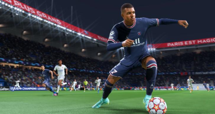 FIFA 22 EA Sports