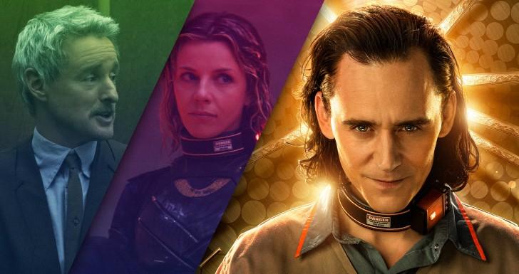 Loki personagens marvel