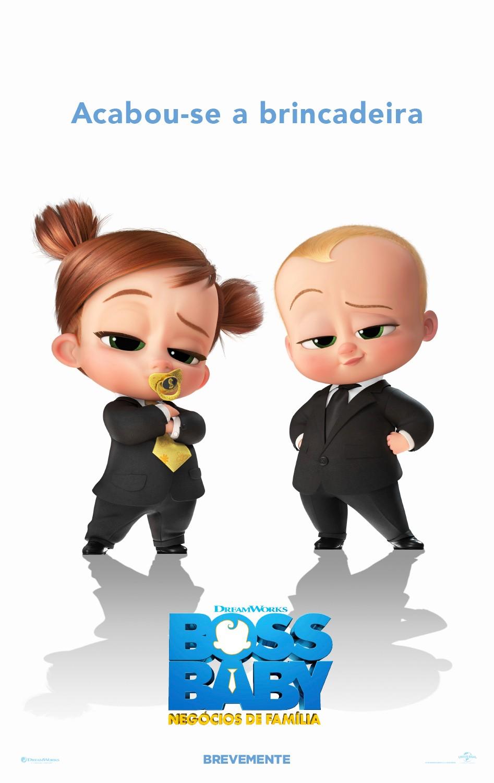 Boss Baby: Negócios de Família