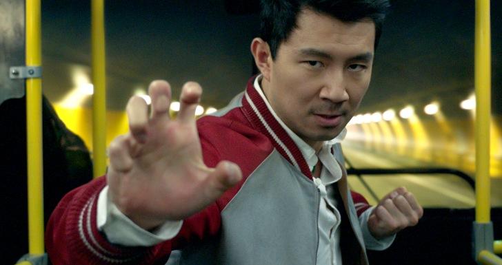 Shang Chi Marvel Shang-Chi