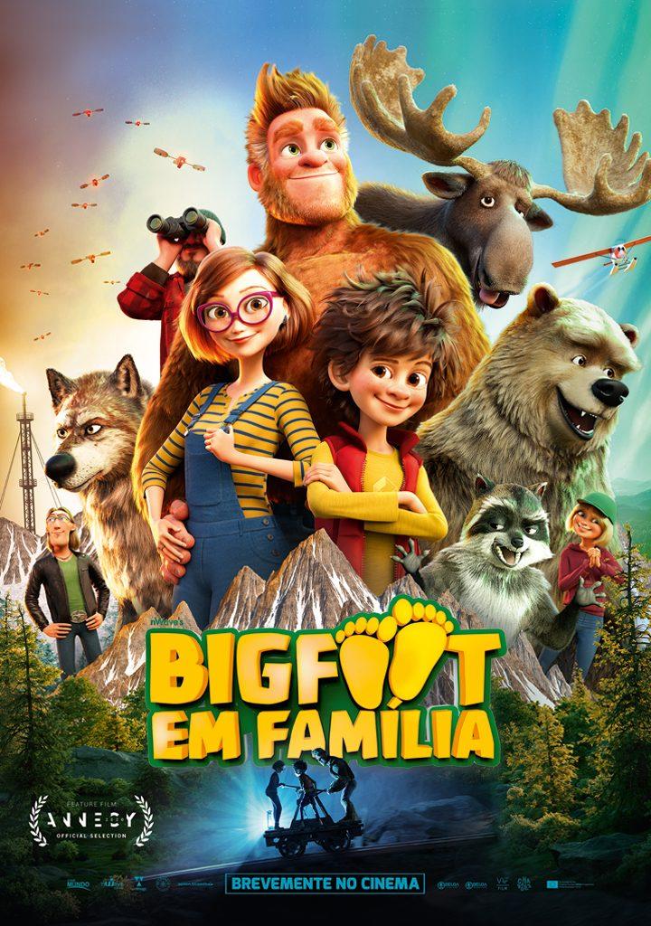 bigfoot em familia