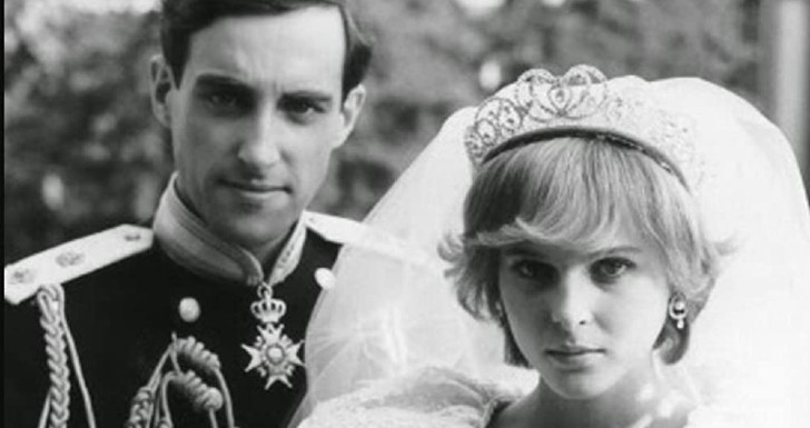 Princesa Diana 1982