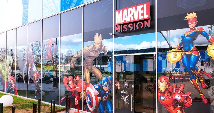 Marvel Mission
