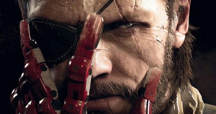 Metal Gear Solid V 2