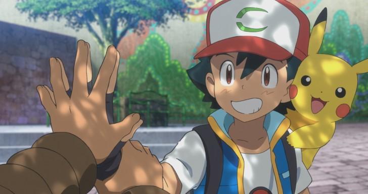 Pokémon O Filme: Segredos da Selva