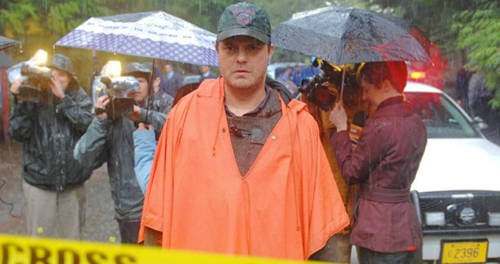 Rainn Wilson Dark Winds