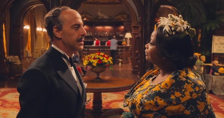 Stanley Tucci será Clive Davis no biopic sobre Whitney Houston