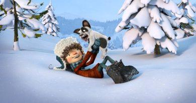 Velozes e Traquinas: A Grande Corrida na Neve