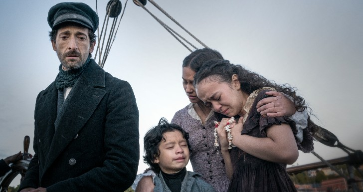 Adrien Brody HBO Portugal