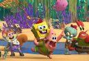 SpongeBob mergulha ao passado em Kamp Koral