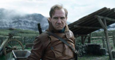 The King's Man Ralph Fiennes